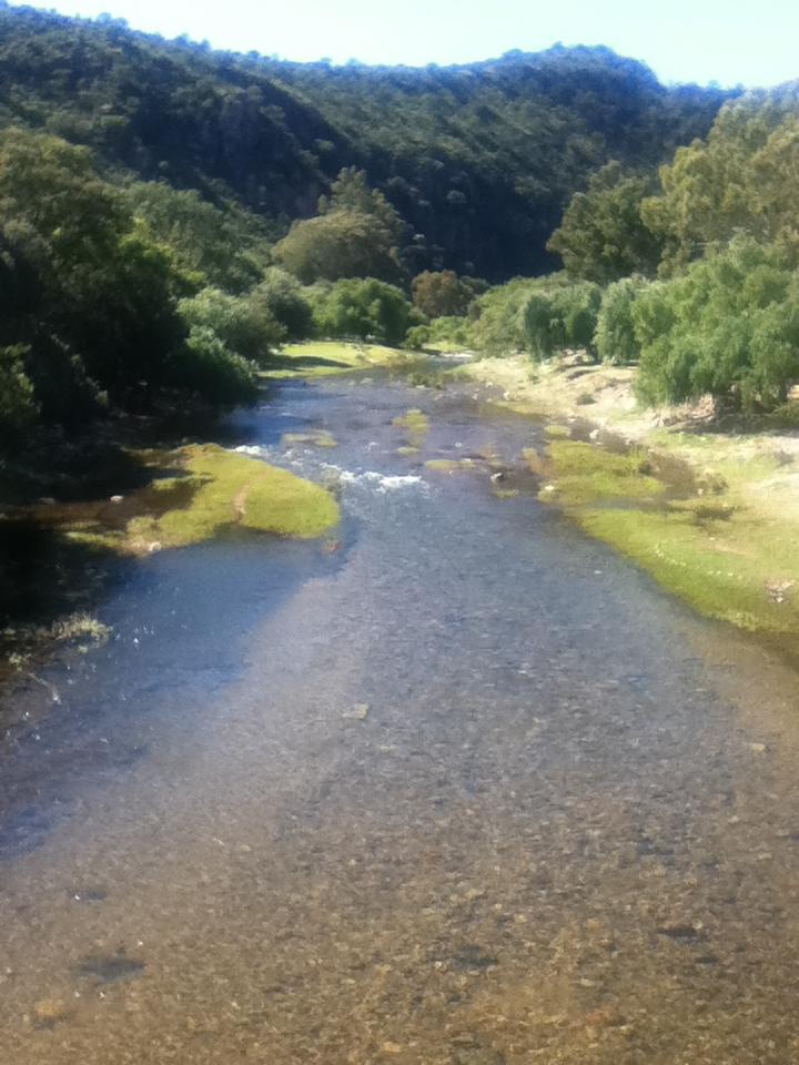 Rio de la pasarela